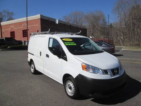 2018 Nissan NV200 for sale at Tri Town Truck Sales LLC in Watertown CT