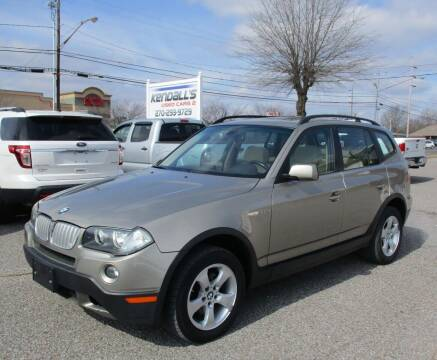2008 BMW X3 for sale at Kendall's Used Cars 2 in Murray KY