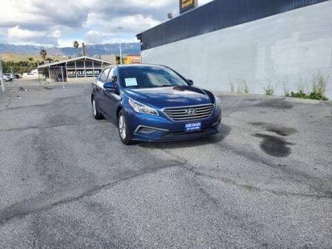 2016 Hyundai Sonata for sale at Silver Star Auto in San Bernardino CA