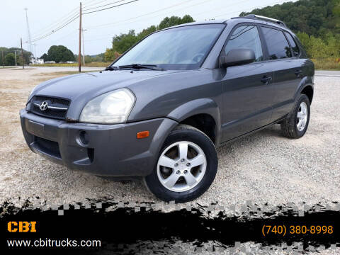 2007 Hyundai Tucson for sale at CBI in Logan OH