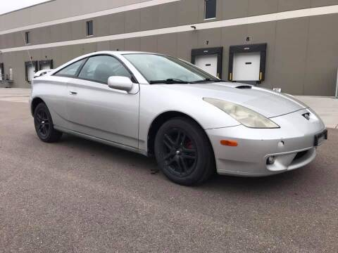 2000 Toyota Celica for sale at Angies Auto Sales LLC in Newport MN