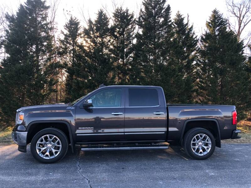 2015 GMC Sierra 1500 for sale at DLUX Motorsports in Fredericksburg VA