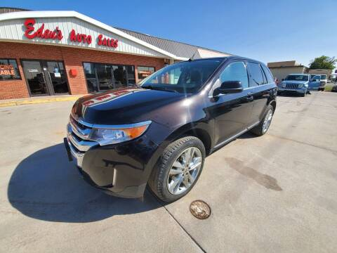2013 Ford Edge for sale at Eden's Auto Sales in Valley Center KS