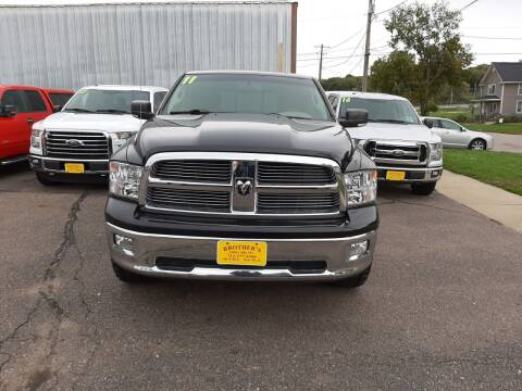 2011 RAM Ram Pickup 1500 for sale at Brothers Used Cars Inc in Sioux City IA
