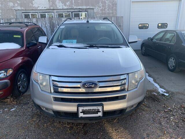 2010 Ford Edge AWD SEL 4dr Crossover - Chamberlain SD