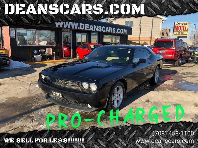 2012 Dodge Challenger for sale at DEANSCARS.COM in Bridgeview IL