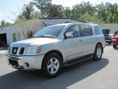 2007 Nissan Armada for sale at Pure 1 Auto in New Bern NC