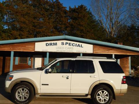 2006 Ford Explorer for sale at DRM Special Used Cars in Starkville MS