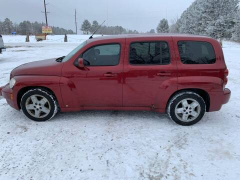2009 Chevrolet HHR for sale at Motors-N-More Online Auctions in Park Rapids MN