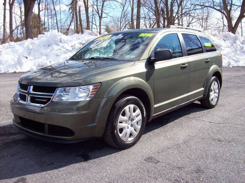 2016 Dodge Journey for sale at Clift Auto Sales in Annville PA