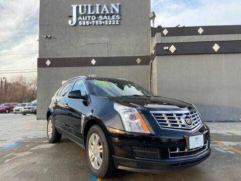 2016 Cadillac SRX for sale at Julian Auto Sales, Inc. in Warren MI