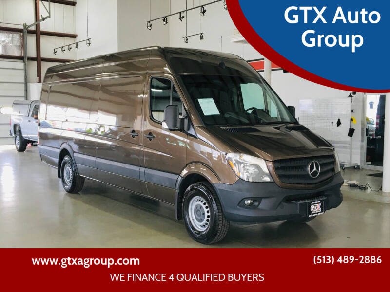 2017 Freightliner Sprinter Cargo for sale at GTX Auto Group in West Chester OH
