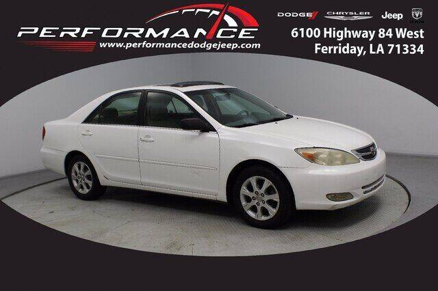 2004 Toyota Camry for sale at Performance Dodge Chrysler Jeep in Ferriday LA
