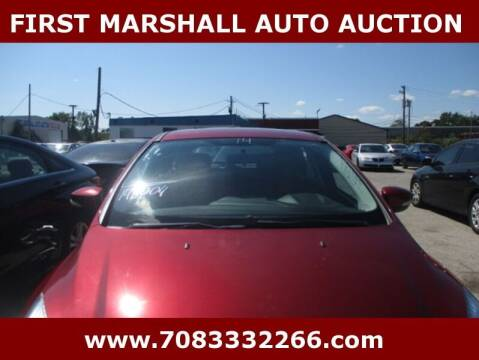 2014 Ford Focus for sale at First Marshall Auto Auction in Harvey IL