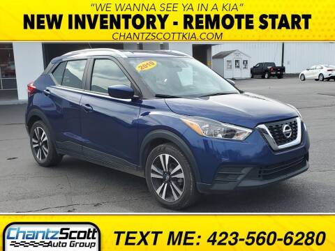 2019 Nissan Kicks for sale at Chantz Scott Kia in Kingsport TN