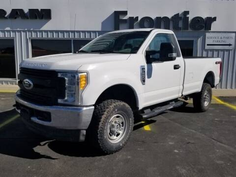 2017 Ford F-250 Super Duty for sale at Frontier Motors Automotive, Inc. in Winner SD