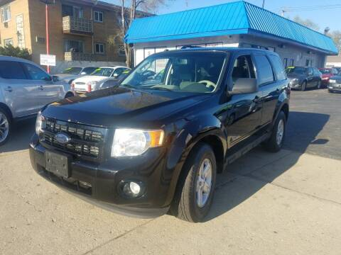 2009 Ford Escape Hybrid for sale at Nationwide Auto Group in Melrose Park IL
