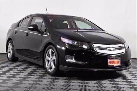 2015 Chevrolet Volt for sale at Washington Auto Credit in Puyallup WA