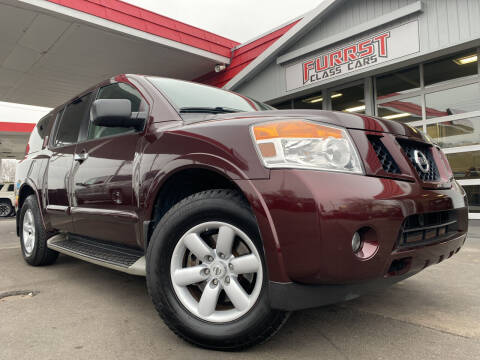 2013 Nissan Armada for sale at Furrst Class Cars LLC in Charlotte NC