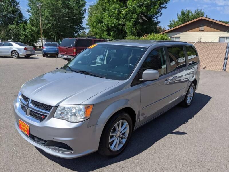 2014 Dodge Grand Caravan for sale at Progressive Auto Sales in Twin Falls ID