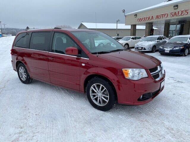 2014 Dodge Grand Caravan for sale at Osceola Auto Sales and Service in Osceola WI