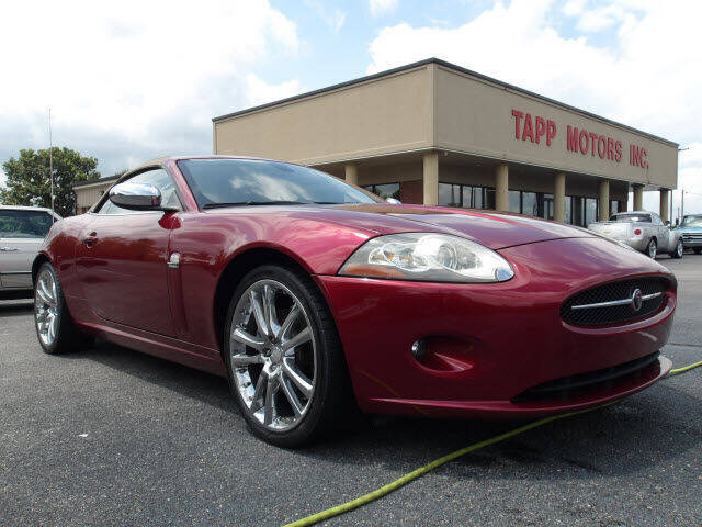 2007 Jaguar XK-Series for sale at TAPP MOTORS INC in Owensboro KY