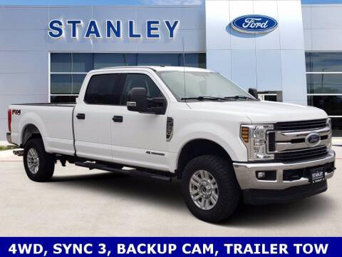 2018 Ford F-250 Super Duty for sale at Stanley Ford Gilmer in Gilmer TX