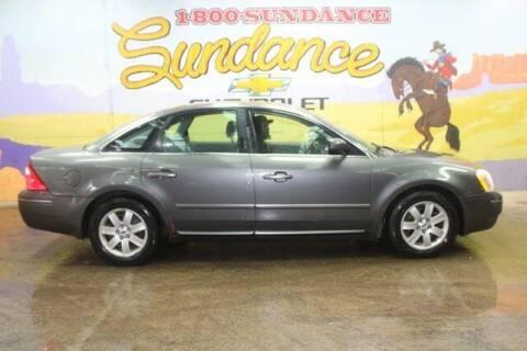 2005 Ford Five Hundred for sale at Sundance Chevrolet in Grand Ledge MI