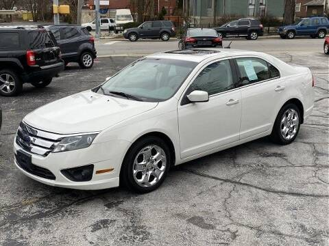 2010 Ford Fusion for sale at Sunshine Auto Sales in Huntington IN
