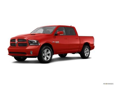2013 RAM Ram Pickup 1500 for sale at West Motor Company in Preston ID