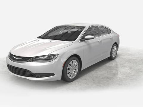 2015 Chrysler 200 for sale at DeLong Auto Group in Tipton IN