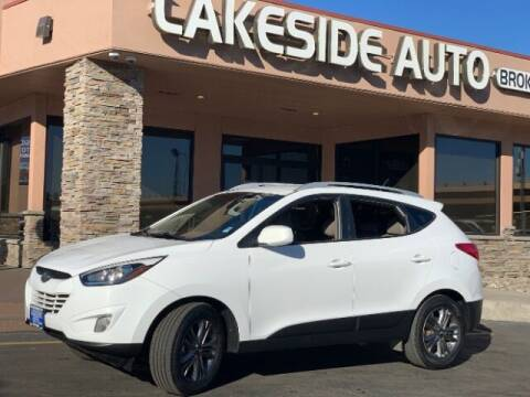 2015 Hyundai Tucson for sale at Lakeside Auto Brokers in Colorado Springs CO