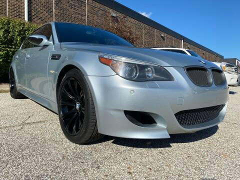 2006 BMW M5 for sale at Classic Motor Group in Cleveland OH