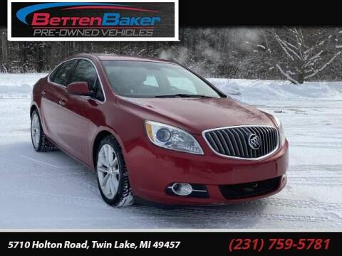 2012 Buick Verano for sale at Betten Baker Preowned Center in Twin Lake MI