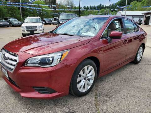 2017 Subaru Legacy for sale at Extreme Auto Sales LLC. in Wautoma WI