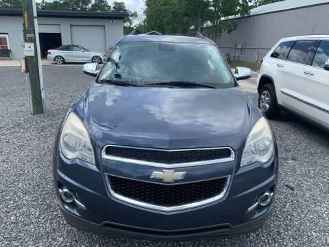2013 Chevrolet Equinox for sale at Special Finance of Charleston LLC in Moncks Corner SC