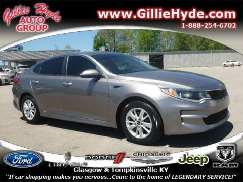 2017 Kia Optima for sale at Gillie Hyde Auto Group in Glasgow KY