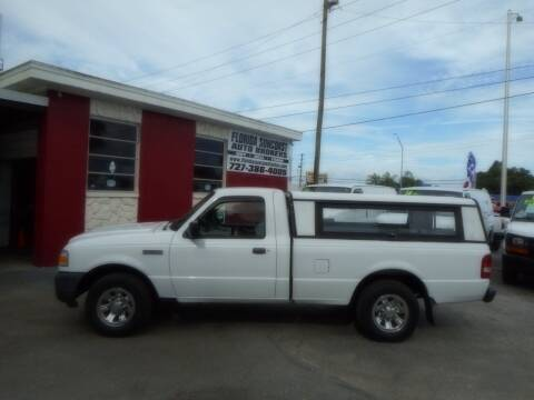 2008 Ford Ranger for sale at Florida Suncoast Auto Brokers in Palm Harbor FL