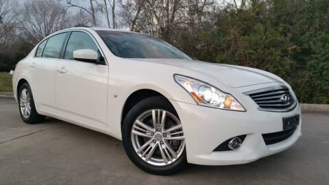 2015 Infiniti Q40 for sale at Houston Auto Preowned in Houston TX