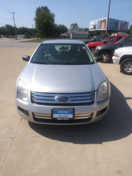 2009 Ford Fusion for sale at Arak Auto Brokers in Kankakee IL