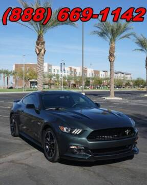 2016 Ford Mustang for sale at AZMotomania.com in Mesa AZ