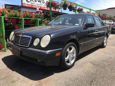 1998 Mercedes-Benz E-Class for sale at Cypress Motors of Ridgewood in Ridgewood NY
