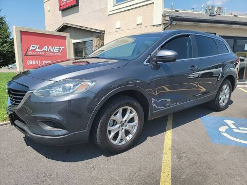 2014 Mazda CX-9 for sale at PLANET AUTO SALES in Lindon UT
