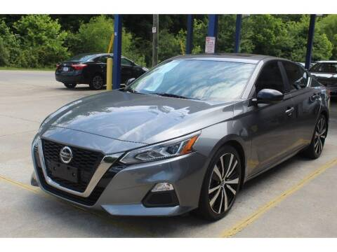 2019 Nissan Altima for sale at Inline Auto Sales in Fuquay Varina NC