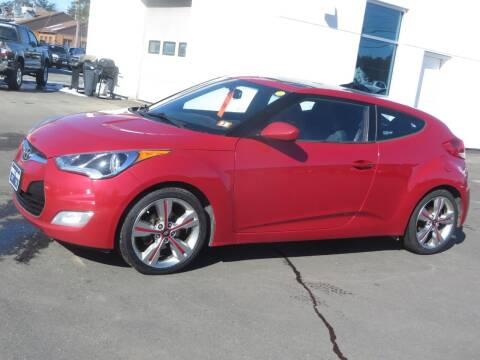 2016 Hyundai Veloster for sale at Price Auto Sales 2 in Concord NH