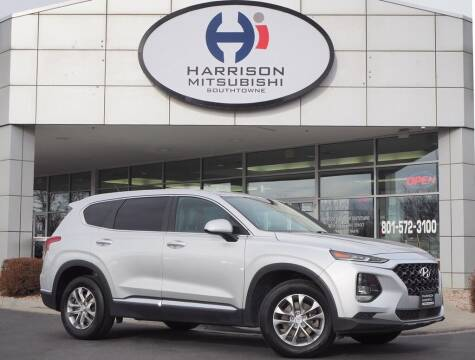 2019 Hyundai Santa Fe for sale at Harrison Imports in Sandy UT