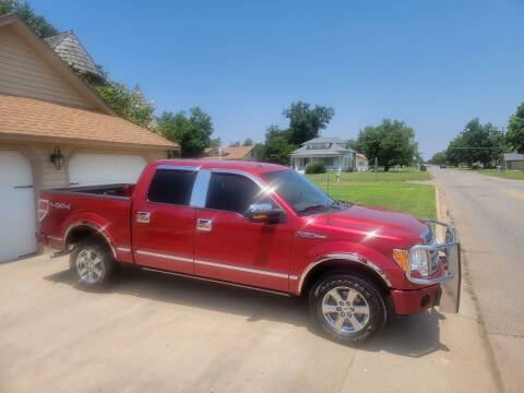 2010 Ford F-150 for sale at Eastern Motors in Altus OK
