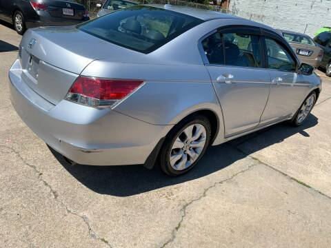 2008 Honda Accord for sale at Whites Auto Sales in Portsmouth VA