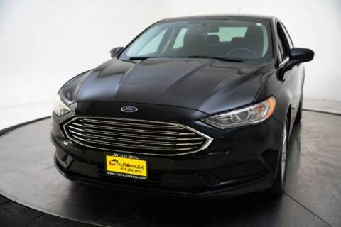 2018 Ford Fusion Hybrid for sale at AUTOMAXX MAIN in Orem UT