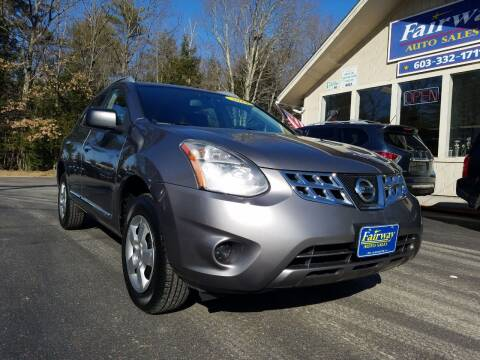 2014 Nissan Rogue Select for sale at Fairway Auto Sales in Rochester NH